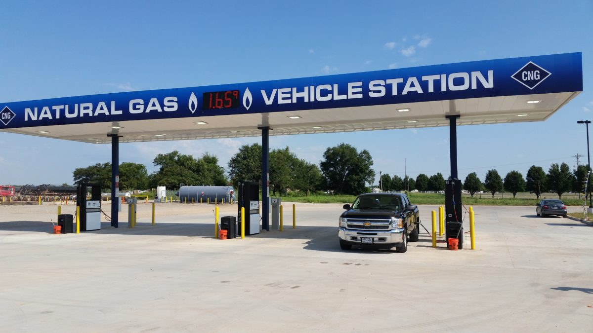 Quick Fill & Slow Fill Stations, Goldsby, Oklahoma