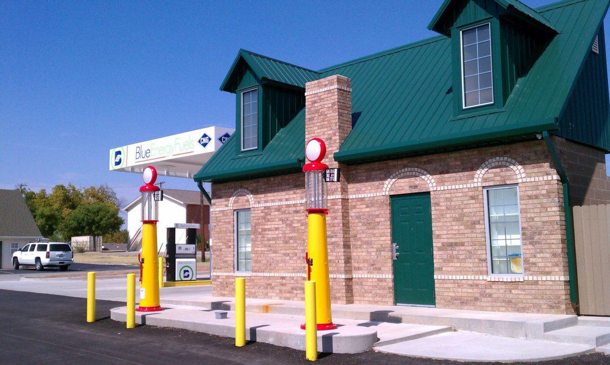 Quick Fill Station, Owasso, Oklahoma