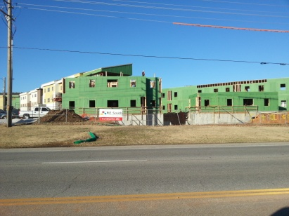 MSSU Housing Addition