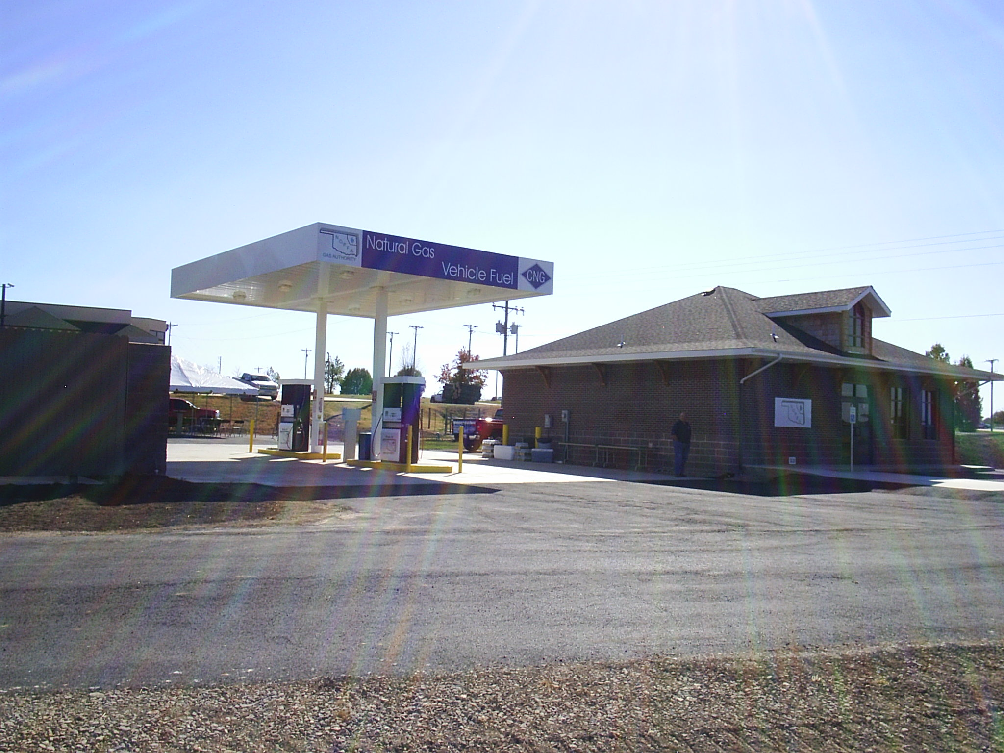 Quick Fill & Slow Fill Stations, Stilwell, Oklahoma