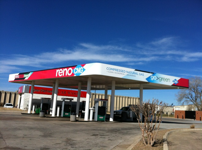 Quick Fill Station, Reno Partners, Oklahoma City, Oklahoma